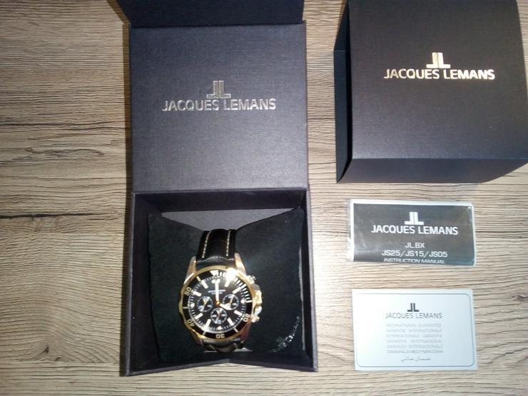 Chronograph Jacques Lemans Quartz