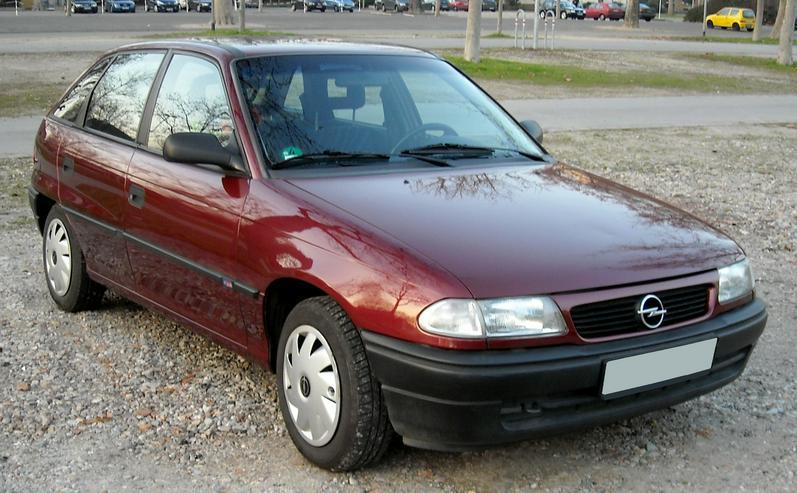 Opel Astra CD