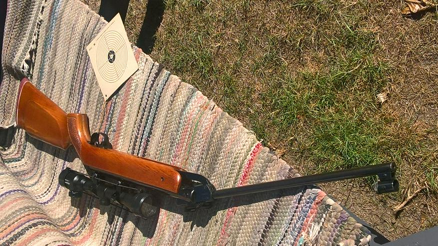 Zielfernrohr walther f luftgewehre und jagd