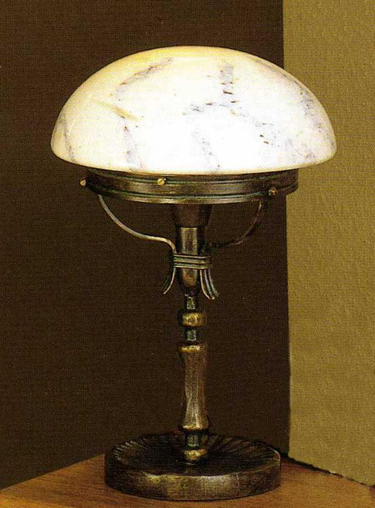 Tischleuchte handgeschmiedet - Tischleuchten - Bild 1