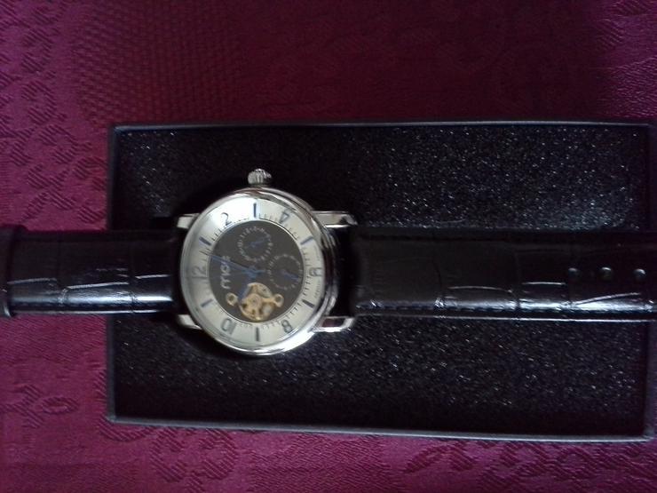 Bild 2: Uhren Herren Automatikarmbanduhr MCE
