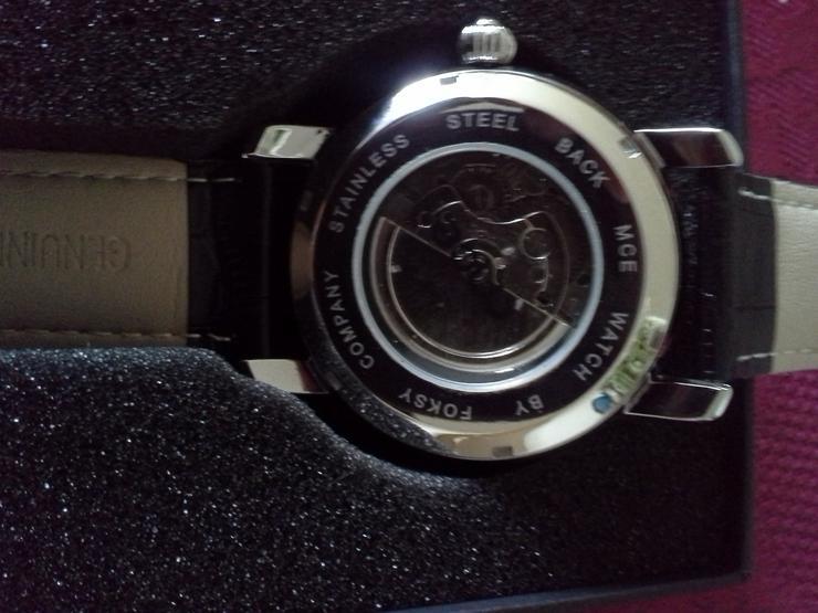 Bild 3: Uhren Herren Automatikarmbanduhr MCE