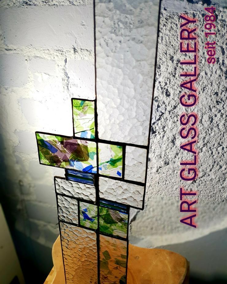 Bild 3: die GLASKUNST WERKSTATT seit 1984 repariert Tiffany Lampen Nrw & die GLASKUNST WERKSTATT seit 1984 & Tiffany Klinik Mülheim & Deko Bleiverglasung Galerie