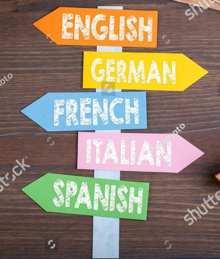 Fremdsprachen kurse English Spanisch Italienisch Französisch!!! - Sprachkurse - Bild 1