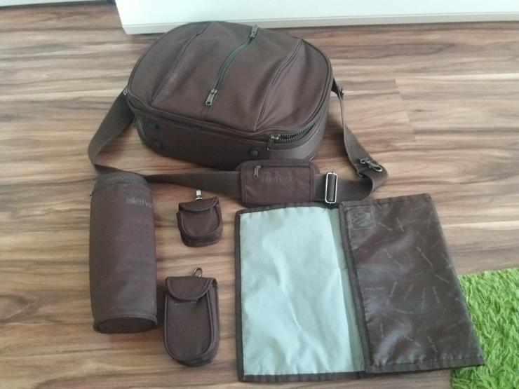 Neuwertige Wickeltasche