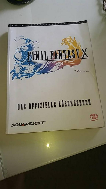 Final Fantasy X FFX Lösungsbuch  - Weitere - Bild 1