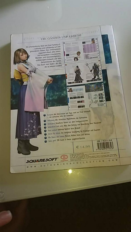 Bild 2: Final Fantasy X FFX Lösungsbuch