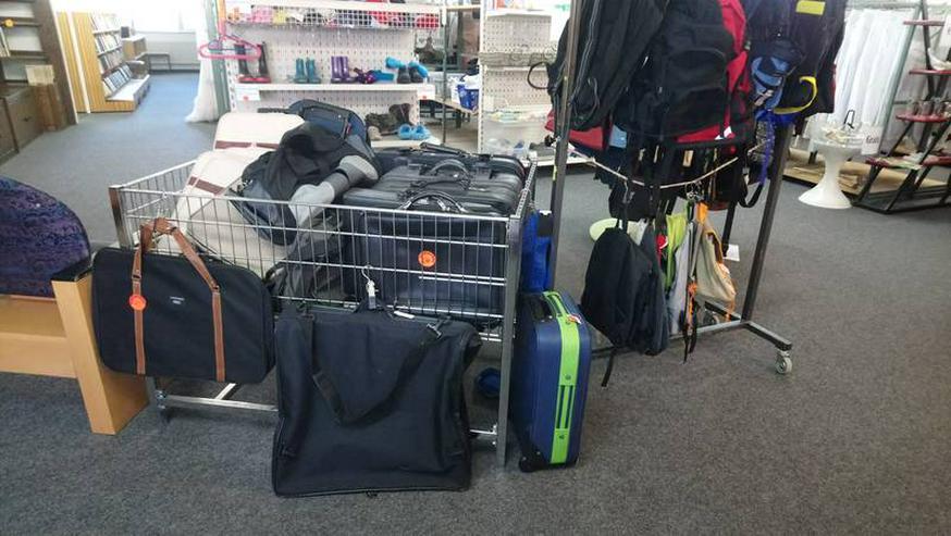 Tasche Rucksack Handtasche Koffer Shopper Reisekoffer Trolley