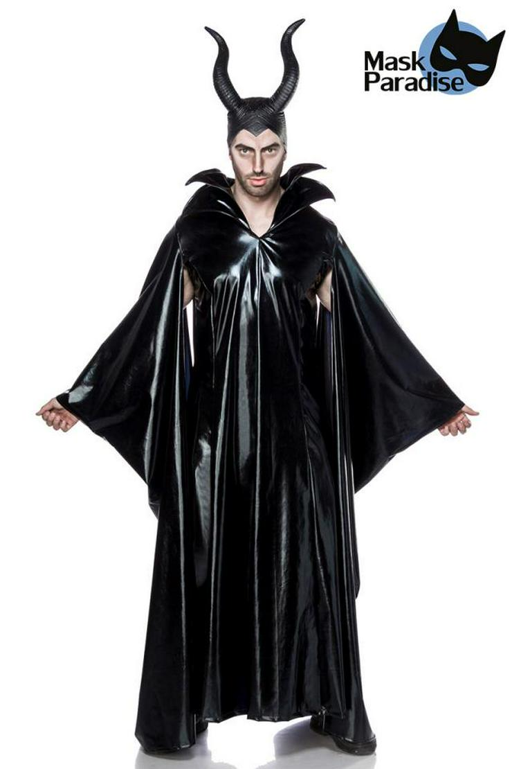 Malevolent Lord Karnevalskostüm Kostümset, Filmfigur Bösewichte Dämonen