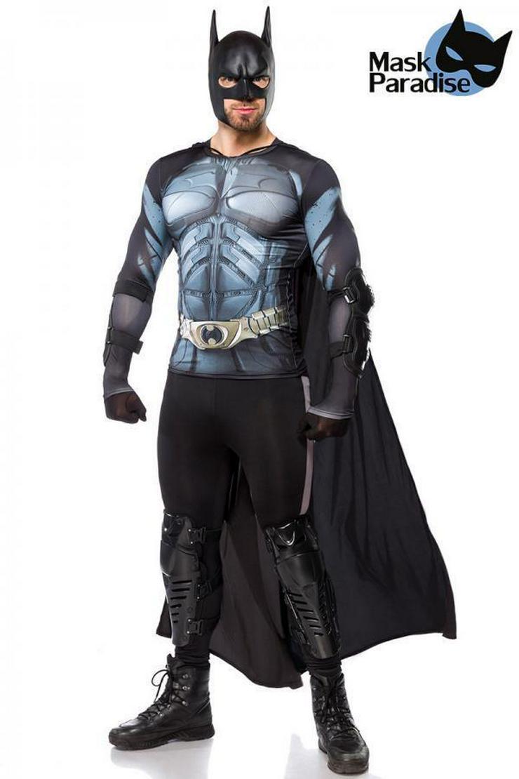 DARK HERO BATMAN Karnevalskostüm Kostümset, Filmfigur Helden