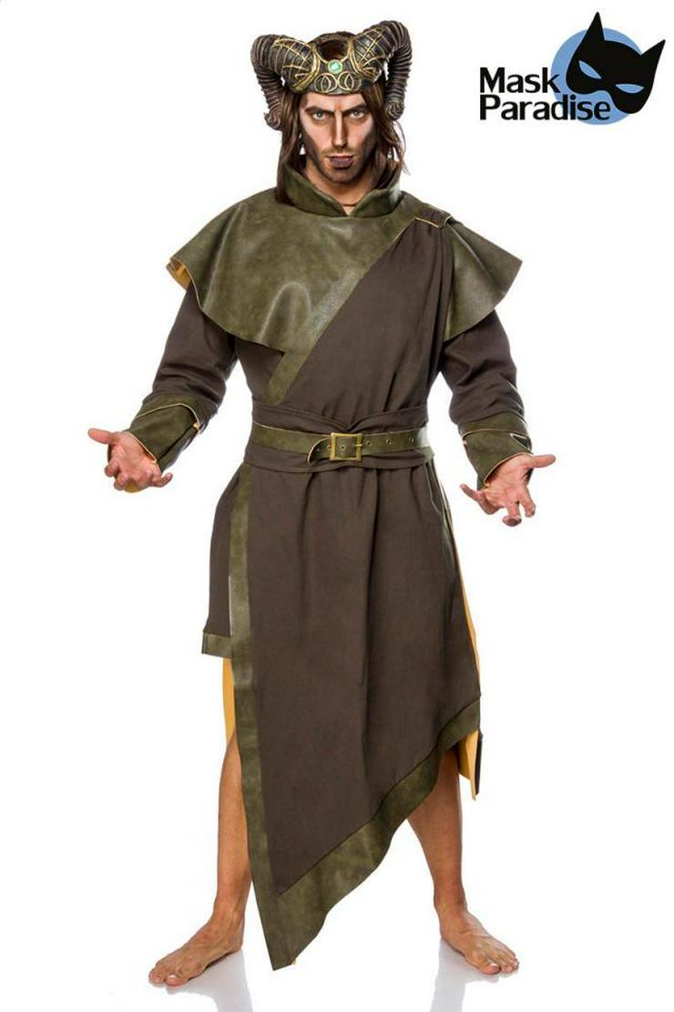 Dämonenkostüm Incubus Fabelwesen Karnevalskostüm Kostümset