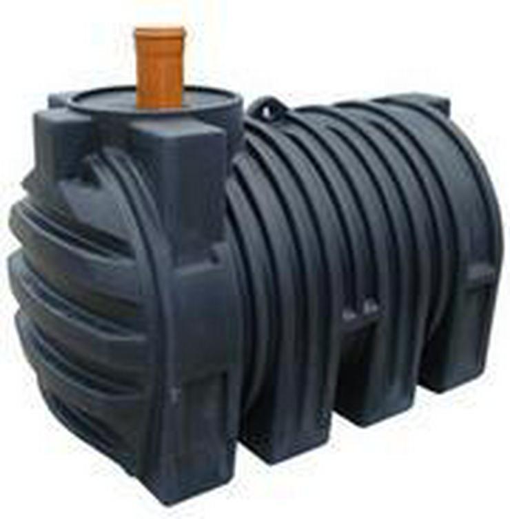 Abwassertank 3qm mit DIBT Zulassung - Weitere - Bild 1