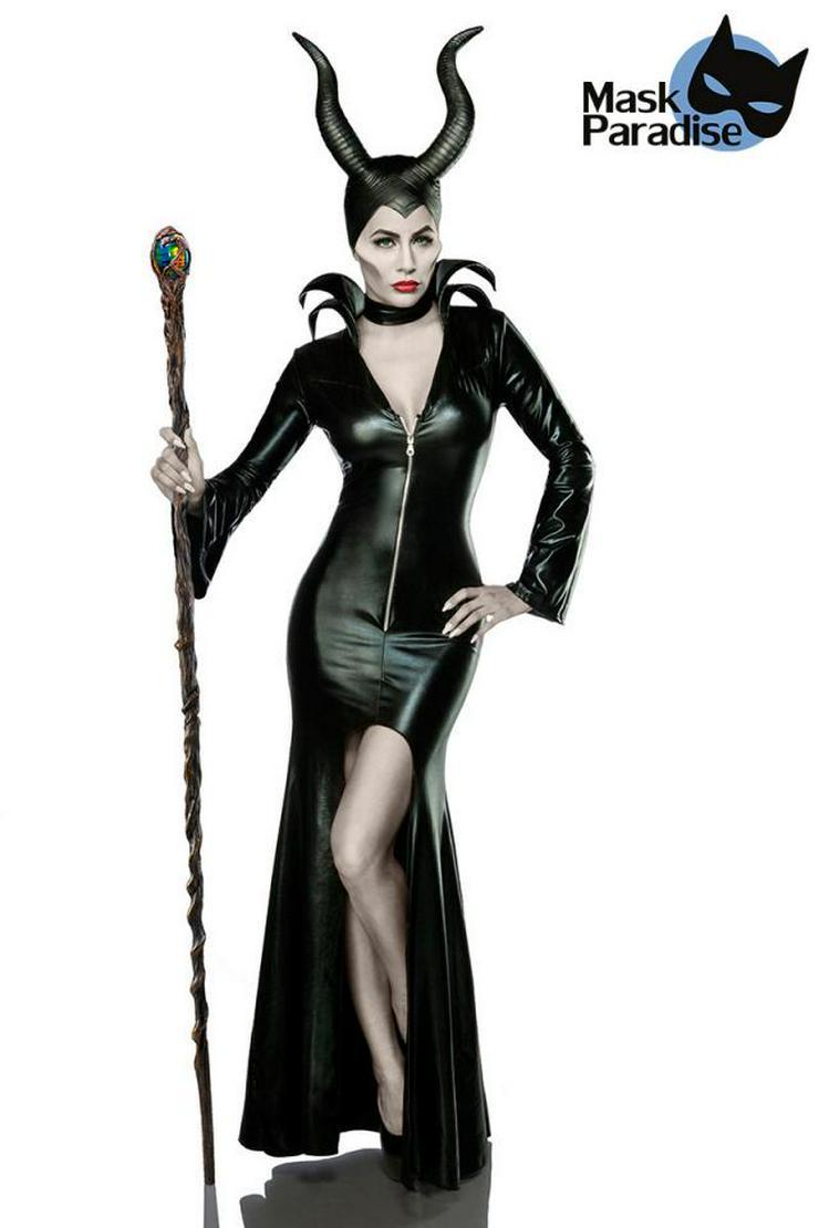 Mistress of Evil Kostümset Filmkostüm Karneval Fasching für Damen Dämonen