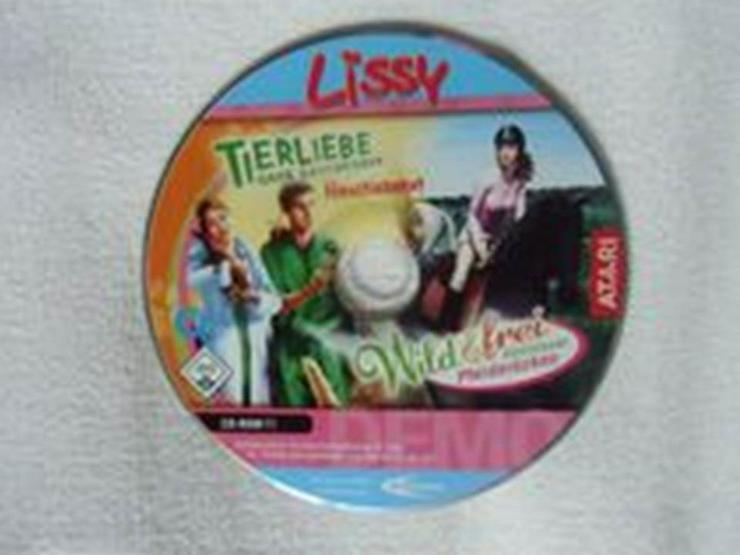 zwei PC-Spiele auf einer CD-ROM