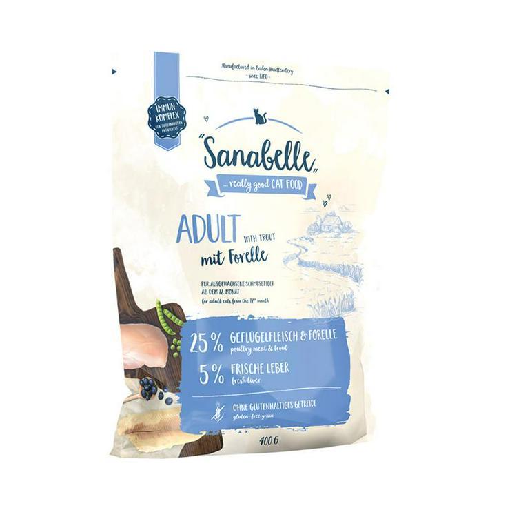 Sanabelle Adult Forelle 2kg