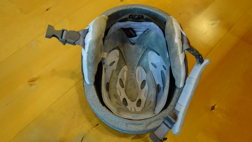 Bild 3: Ski- / Snowboard-Helm Giro Ember silber Gr. S (52-55,5 cm) in OVP