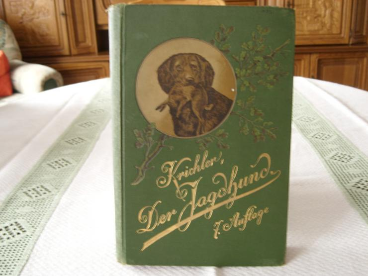 Jagdhundefachbuch