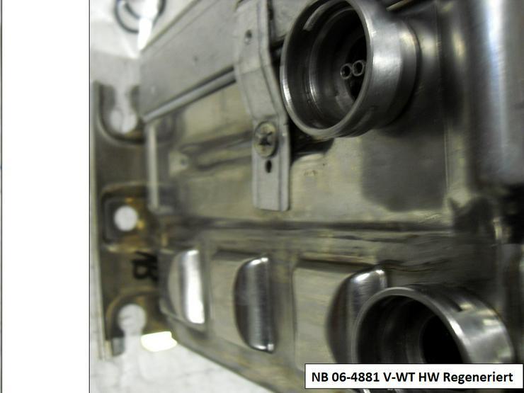 Bild 7: Vaillant Wärmetauscher HW, 06-4881, VC/VCW 194 XE; 204/2 X E,Regeneriert wie neu