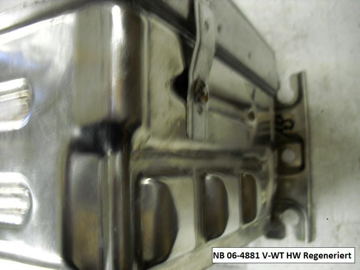 Bild 6: Vaillant Wärmetauscher HW, 06-4881, VC/VCW 194 XE; 204/2 X E,Regeneriert wie neu