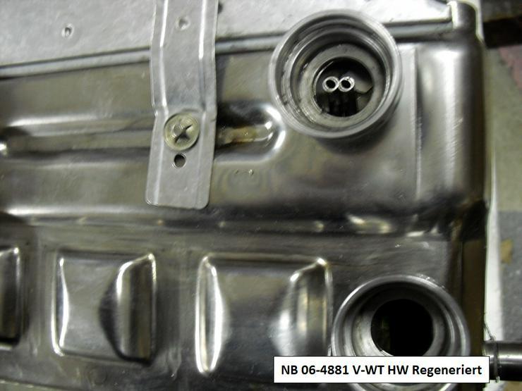 Bild 5: Vaillant Wärmetauscher HW, 06-4881, VC/VCW 194 XE; 204/2 X E,Regeneriert wie neu