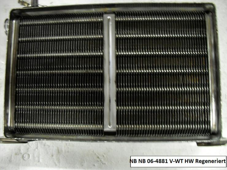 Bild 2: Vaillant Wärmetauscher HW, 06-4881, VC/VCW 194 XE; 204/2 X E,Regeneriert wie neu