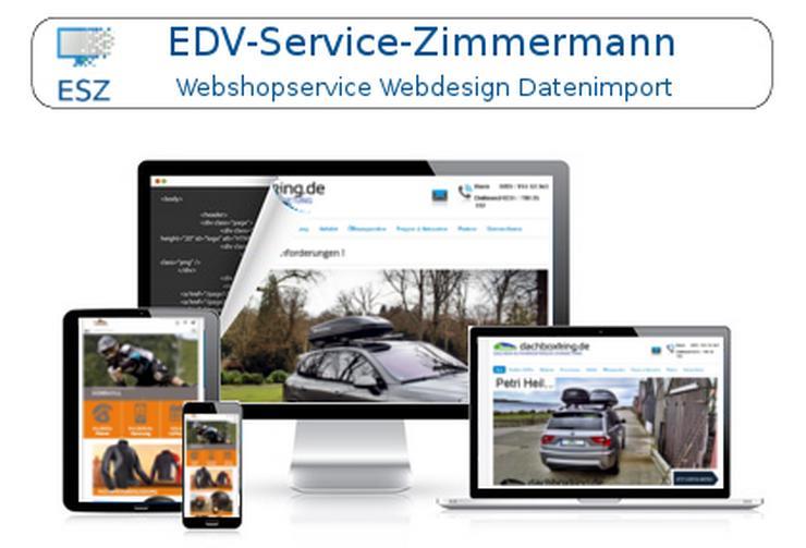 Homepage, CMS Joomla