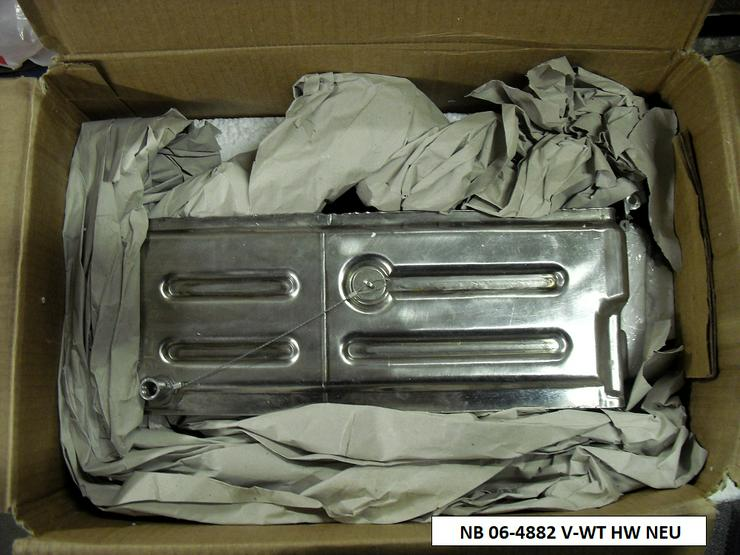 Bild 4: Vaillant Wärmetauscher HW, 06-4882, VC/VCW 254 XE; 254/2 X E, NEU 064882 NEU OVP