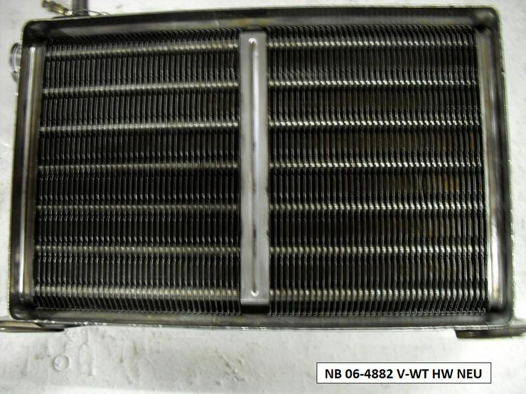 Bild 2: Vaillant Wärmetauscher HW, 06-4882, VC/VCW 254 XE; 254/2 X E, NEU 064882 NEU OVP
