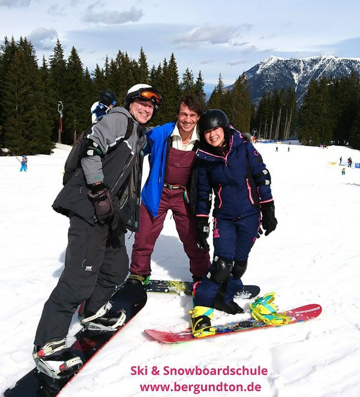 """25 + 26. Jan 2020 Snowboardkurs """"Fortgeschrittene""""  Osternohe"""