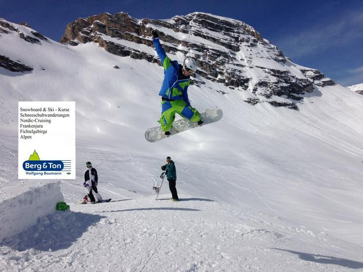 "Sa. 22.02.2020 Snowboardkurs ""Freestyle"" Mehlmeisel 9:00 Uhr"