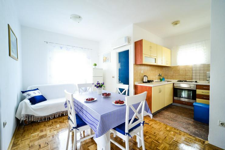 Bild 5: Apartments nahe von Zadar direkt am Meer
