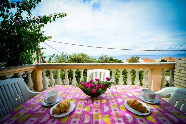 Bild 2: Apartments nahe von Zadar direkt am Meer