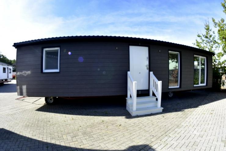 Mobilheim Zu verkaufen 12 x 4 Meter  - Mobilheime & Dauercamping - Bild 1