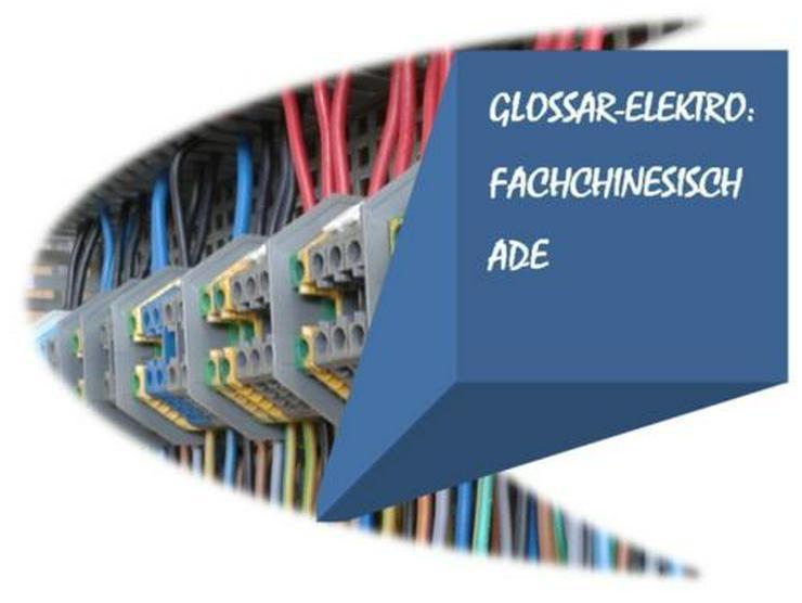elektronische Bauteile + elektrische Betriebsmittel