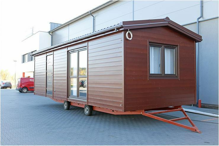 Mobilheim DMK Ferienhaus Wohnwagen Dauercamping Neu