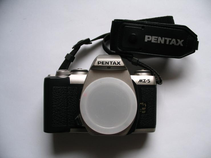Pentax MZ5 Kleinbild Spiegelreflex-Camara-Gehäuse