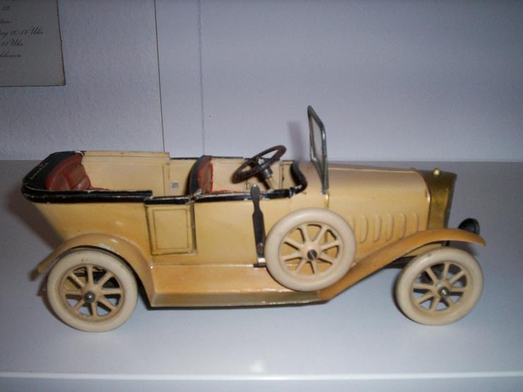 Märklin Auto, aus den 20iger.-Jahren-absoluter - Spiegel & Rahmen - Bild 1