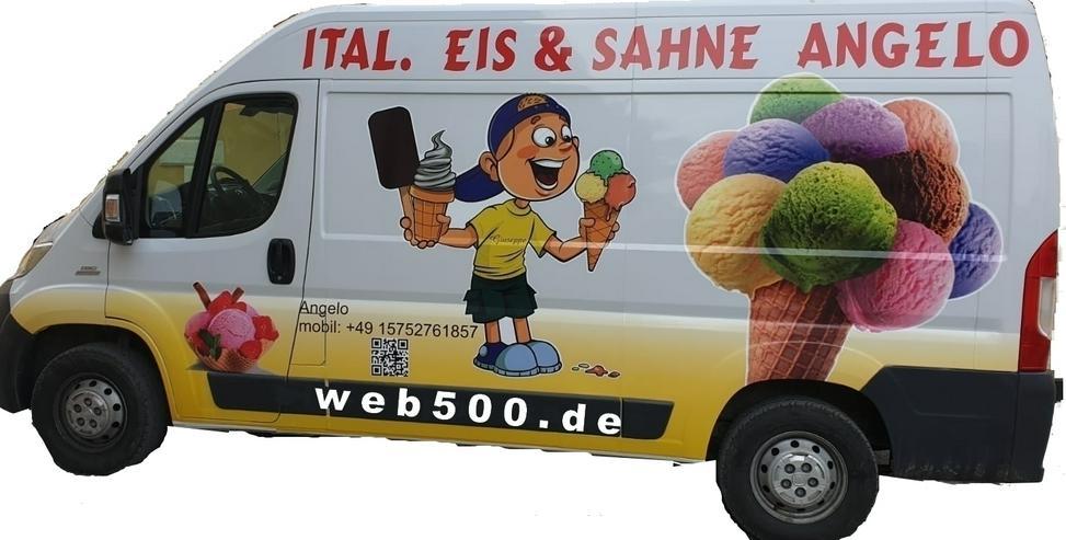 Bild 4: 🔴 Radevormwald 🔴 Eiswagen mieten wünscht 🎄 Frohe Weihnachten Advent Weihnachtszeit schöne 🍸 Silvester 🍸 und ein gutes Neues Jahr 🍸