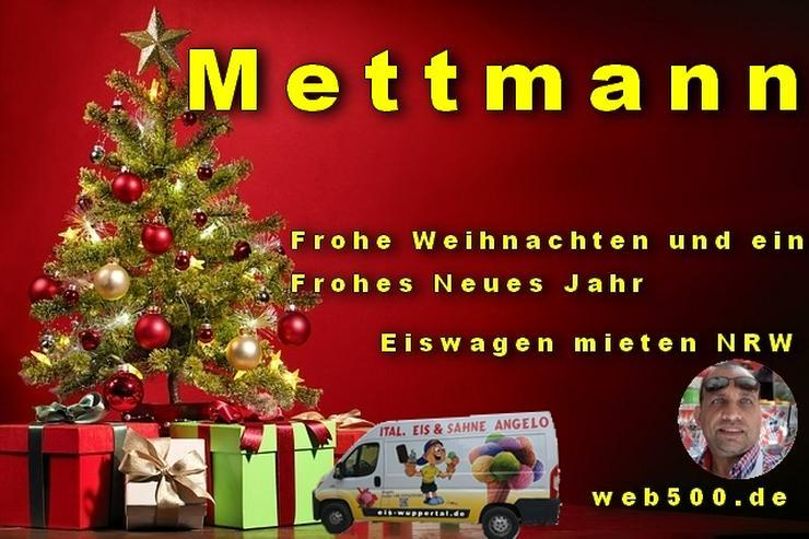 🔴 Mettmann 🔴 Eiswagen mieten wünscht 🎄 Frohe Weihnachten Advent Weihnachtszeit schöne 🍸 Silvester 🍸 und ein gutes Neues Jahr 🍸