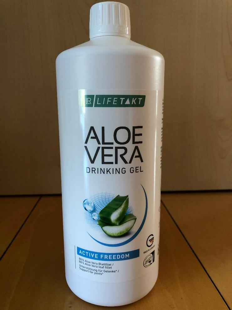 Aloe Vera Drinking Gel Active Freedom - Weihnachtspreis - Nahrungsergänzungsmittel - Bild 1