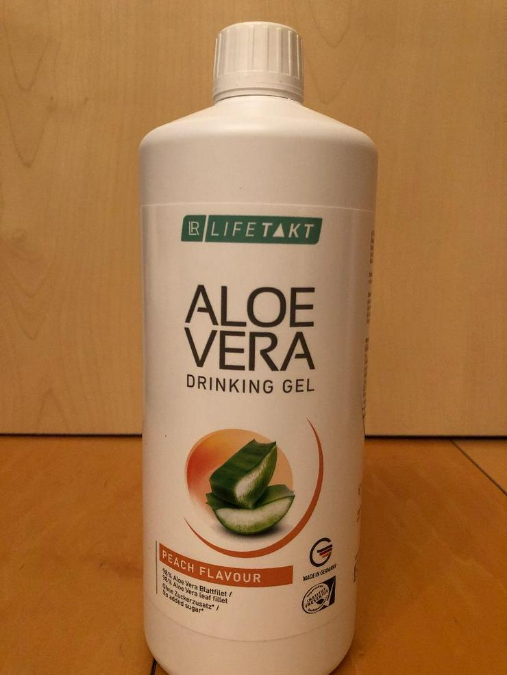 Aloe Vera Drinking Gel Peach- Weihnachtsknaller!