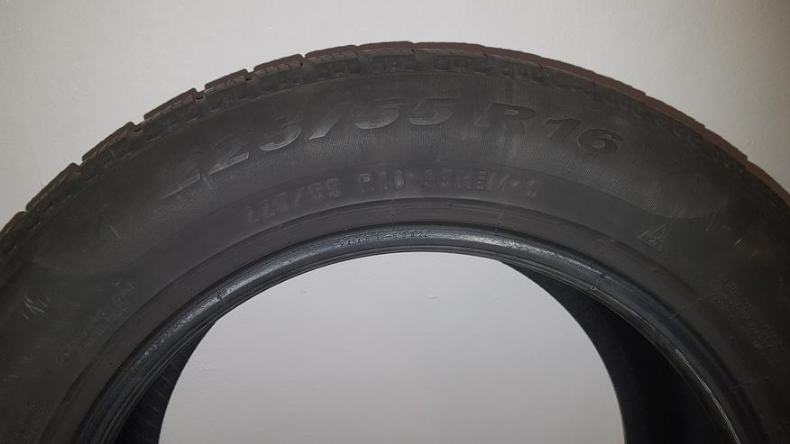 Pirelli Winterreifen 225/55 R16