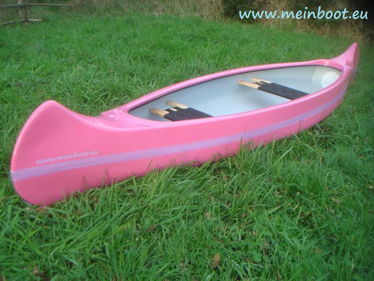 Kanu 2er Kanadier 420 Neu ! in pink