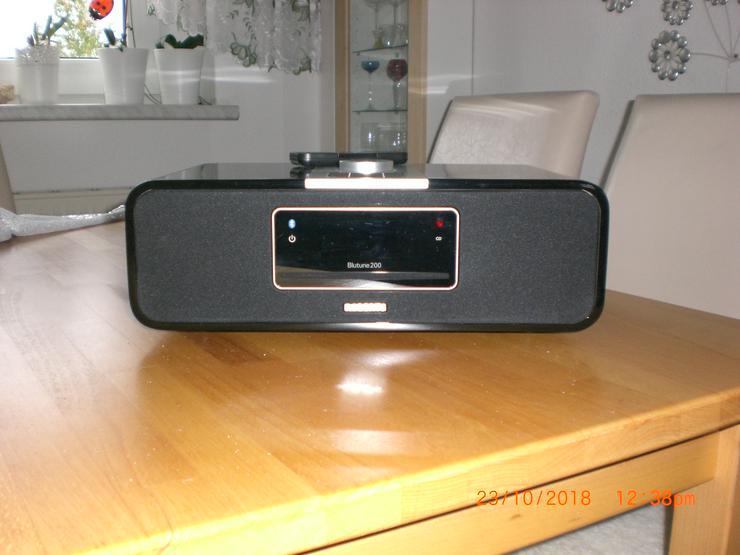 Roberts Radio BLUTUNE 100 BLUETOOTH DAB+ UKW RDS CD Tischradio