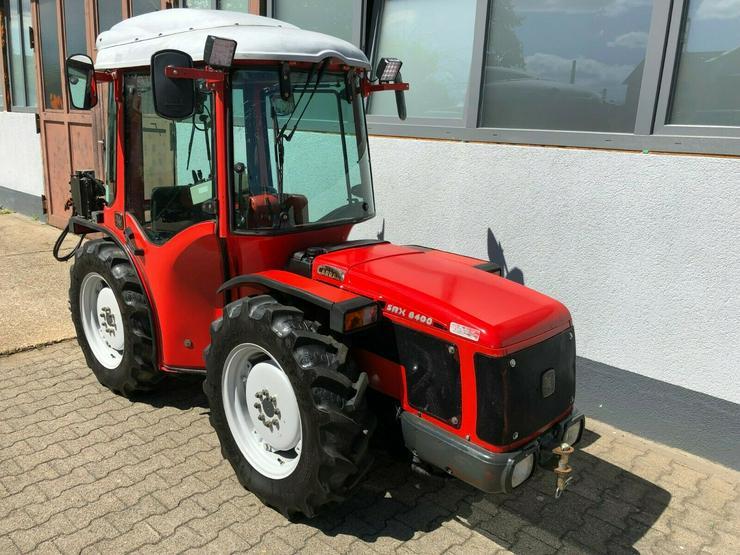 Carraro SRX 6400 Allrad