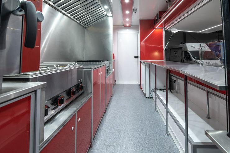 Imbissanhänger - Dönerwagen - Pizzawagen - Foodtrailer