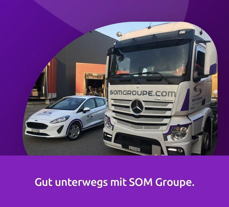 LKW Fahrer und Kurier Fahrer gesucht für die Schweiz netto 3500CHF INKL WOHNUNG