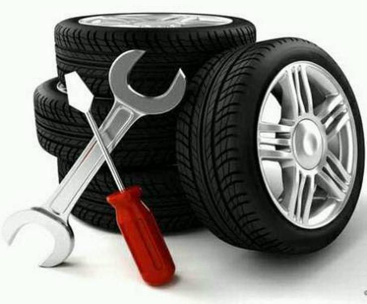 Mobiler-Reifen-Service!!! Jetzt neu!!! Gratis Winter-Check