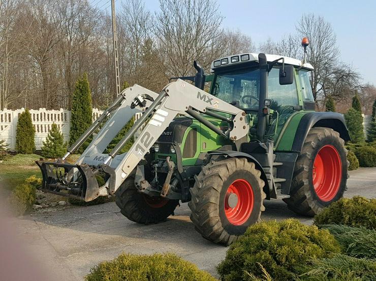 Fendt 412 Vario Tms - Traktoren & Schlepper - Bild 1