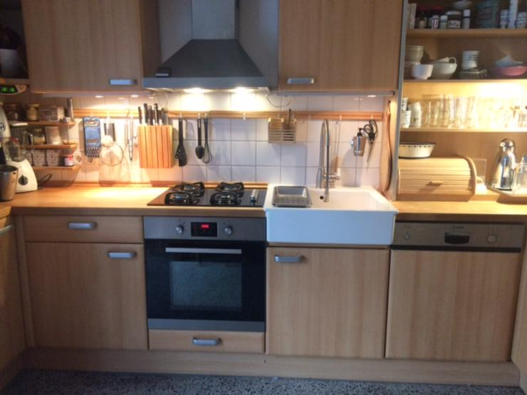 Küche / Einbauküche zu verkaufen mit E-Geräten